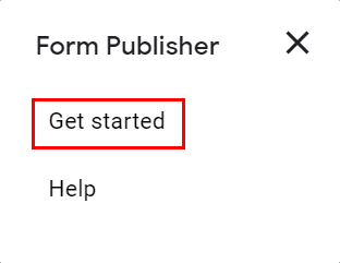 Generate Pdf From Google Forms With Form Publisher Documentation Form Publisher Support