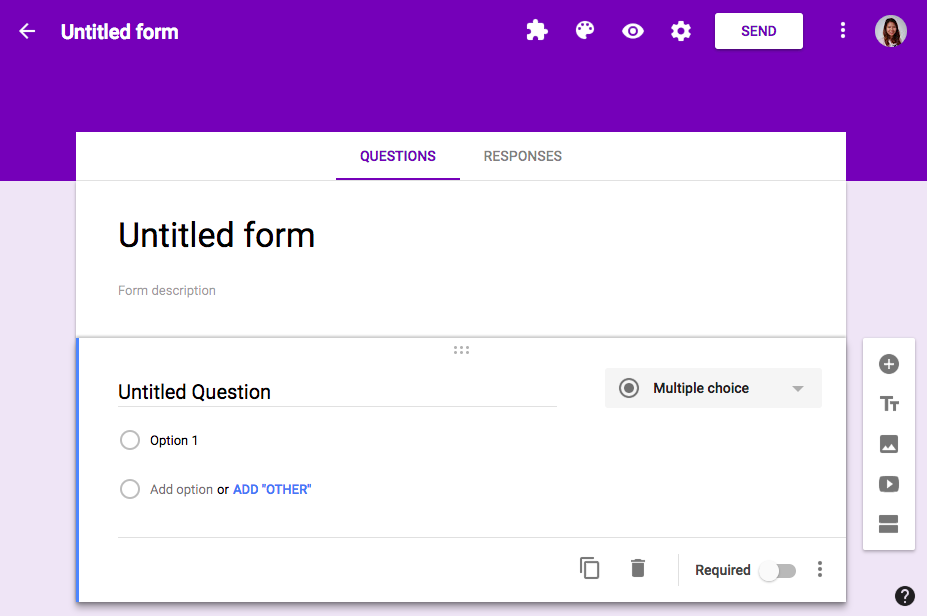 google doc survey template - a quick demo to help you get started with form publisher