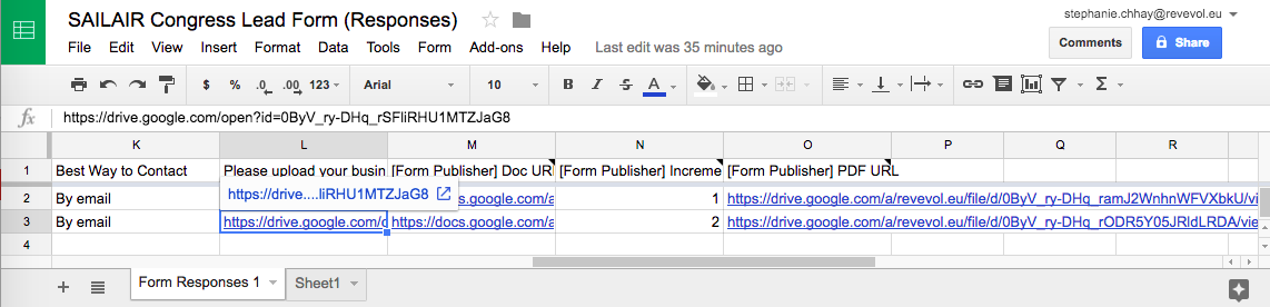 Insert links in your generated docs from files uploaded via Google ...